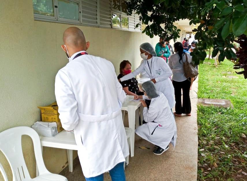 Foto: Breno Esaki/Agência Saúde DF
